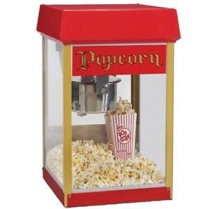 New Fun Pop 8 Oz Popcorn Popper Machine By Gold Medal Paramountconcessions com