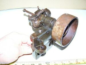 Old Waterloo Boy Hit Miss Gas Engine Governor Assembly Magneto Ignitor Steam Wow