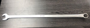 Rare Snap On Tools Usa 5 8 Sae 17in Fluid Drive Combination Wrench S9465a