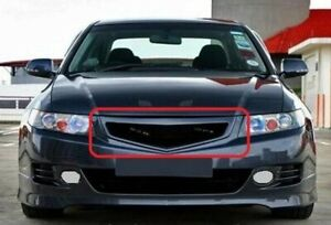 Front Grille Mugen Style For Honda Accord Euro R Cl7 Cm 06 07 Acura 06 08 Tsx