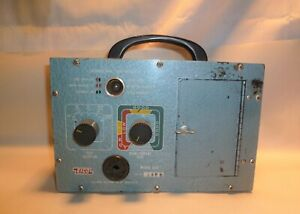 Vintage Eico Cathode Ray Tube Checker Model 630 Untested