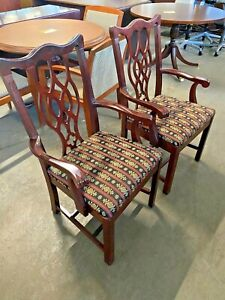 Lot Of 2 Guest side Chairs By Kimball Office Furniture