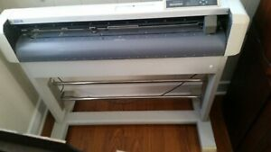 Mimaki Cg 9 48 Inch Plotter vinyl Cutter Gently Used