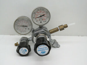 Airgas Hpt 270d High Purity Compressed Regulator 3000 psig Max Inlet
