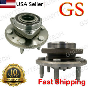 2pcs Front Or Rear Wheel Hub Bearing For Acadia Enclave Traverse Outlook