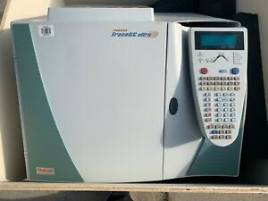 Thermo Finnigan Trace Gc Ultra Gas Chromatograph For Parts Or Repair Only
