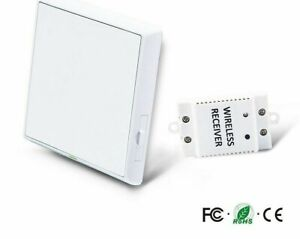 Push Button Panels Light Switch Waterproof Smart Switches Home Electronics Parts