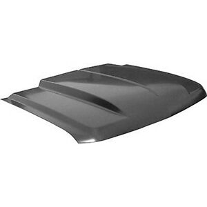 Proefx Cowl Induction Hood Panel For 2007 2013 Chevrolet Silverado 20863101