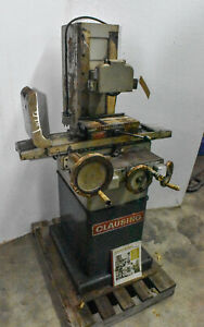 Clausing Surface Grinder Model 4002 ctam 5638