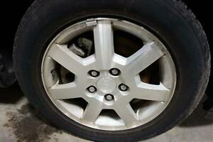 2005 Cadillac Cts Alloy Wheel 16x7 tire Not Included free Shipping