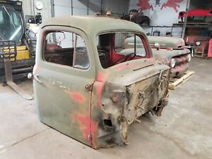 1951 1952 Ford Pickup Cab Shipping Included See Desscription