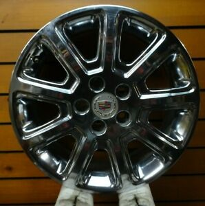 Cadillac Dts 2008 2009 17 Inch Factory Oem Wheel Chrome 4619