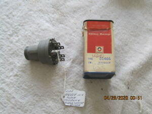 Nos 1965 Buick Lesabre Electra Wildcat Riviera Delco Remy Ignition Switch