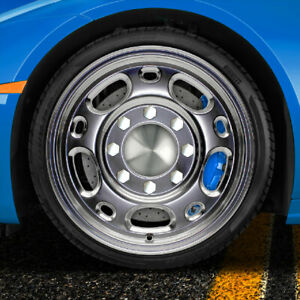 16 Inch Replacement Wheel For 2001 2007 Chevy Silverado 1500 Polished
