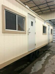 New 2020 8x36 Mobile Office Building job Site Trailer Kansas City Mo