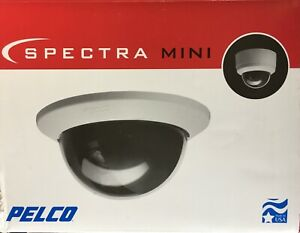 Pelco Sd4 w0 Ptz Analog Pan Tilt Zoom Indoor Camera In Very Good Condition