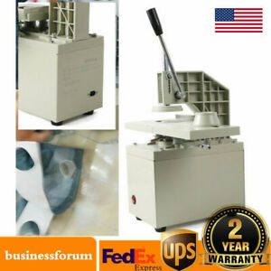 Mcl k2 Electric Curtain Eyelet Hole Punch Machine With Alloy Blade 300w Us Stock