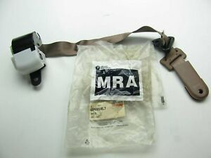 Nos Oem Mopar F591hl7 Left Outer Seat Belt For 1989 1990 Dodge Chrysler Spirit