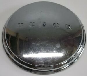 1940 S Buick Dog Dish Poverty Hubcap Wheel Cover