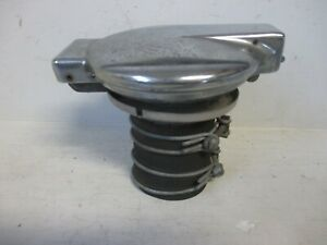 Triumph Tr6 1969 76 Fuel Filler Cap With Hose And Clamps