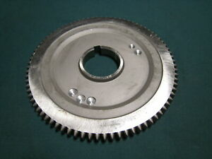 Milling Machine Part Spindle Bull Gear Mp7040