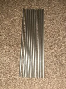 1 2 Diameter X 15 And 1 2 Long Stainless Steel Rod Grade 304 Round
