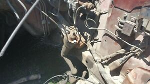 80 Mazda Rx7 Manual Steering Gear Box Assembly W Shaft Used