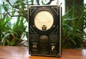 Vintage 6v Cam Angle Indicator Electro Products Ny Antique Car Automobile Tester
