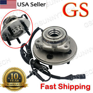 Front Wheel Bearing Hub 2002 2004 2003 2005 Ford Explorer Mountaineer 4 0l 4 6l