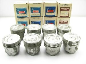 Chrysler Mopar 440 Industrial Engine Piston Set Standard Size 8 2 1 Compres