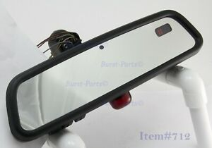 Bmw Rear View Mirror Oem Auto Dimming Homelink 51 16 7 148 839 7 5 3 Series