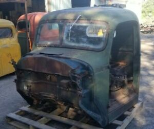1941 1949 International Kb Pickup Cab Shipping Included