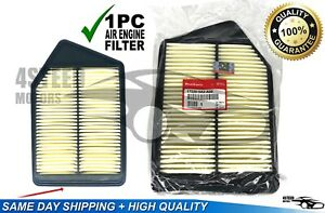 New Oe Accord Air Filter Cleaner 17220 5a2 A00 Genuine 2 4l 2013 2017