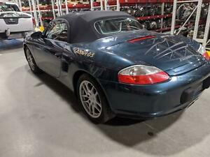 2003 Porsche Boxster 2 7l Engine Motor With 99 999 Miles