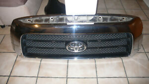 2007 2008 2009 Toyota Tundra Sr5 Front Grille Grill Chrome Oem