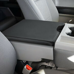 For 2015 2020 F150 Center Console Cover Anti Slip Armrest Cover Upgraded Triple