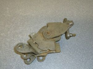 Itm 4 Speed Shifter Mechanism 1964 1965 1966 1967 Chevy Chevrolet Chevelle