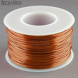 Magnet Wire 21 Gauge Awg Enameled Copper 198 Feet Coil Winding And Crafts 200c