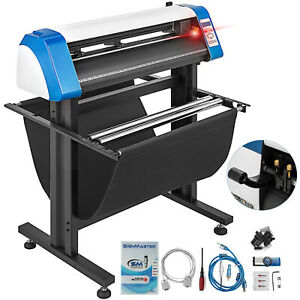 28 Inch Vinyl Cutter Sign Maker Free Design cut Software Automatic Positioning