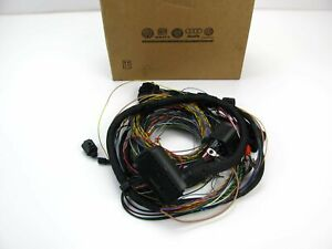 New 2005 2010 Vw Tdi 1 9l Diesel Engine Wire Harness For Connectors Parts Only