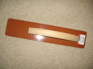 Laminated Resin Hand Float 16 X 3 1 2 Concrete Tool Made In The Usa