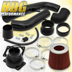 Cold Air Intake W Filter Non Turbo For 91 99 Mitsubishi 3000gt Dodge Stealth