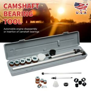 Universal Camshaft Bearing Tool Installation Removal Kit 1 125 2 69 New
