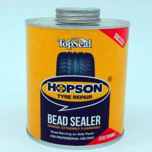 Hopson Extra Thick Tyre Bead Repair Sealer Seal Leaks Between Tyre And Rim 1l