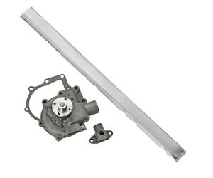 1949 New Chrysler Water Pump Water Tube And Elbow Package Straight 8 323 Eight