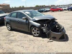 2014 Ford Focus Automatic Transmission Bv6p 7000 Fd
