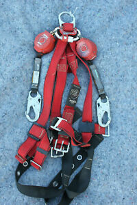 Miller Mflc Twin Turbo G2 Fall Protection System W Protecta Pro Harness
