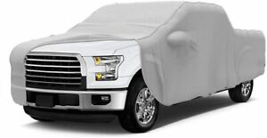 Full Truck Cover For Toyota Tacoma Tundra Dirt Dust Scratch Water Resistant