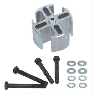 Flex A Lite Fan Spacer Aluminum 2 Thick 3 4 In Pilot Spacer Bolts Washers Chevy