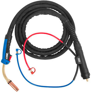 Mig Welding Torch Mb 501d Mig Welding Gun Water Cooled Binzel Type 500 Amp 5m